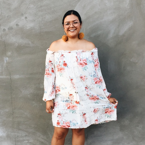3e14116714 Xhilaration Floral Dress New With Tags Plus Size
